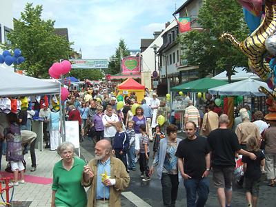 Stadtfest Lohmar 2021